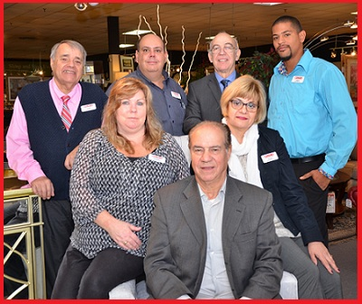 Photo Of Furniture Store Staff - Concord Furniture