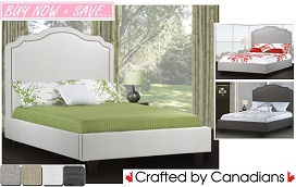 Agnus Upholstered Bed Collection