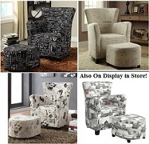 Alicia 2-Piece Club Chair Collection