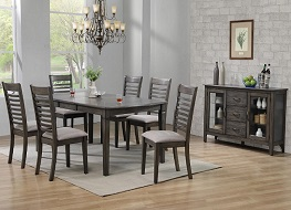 Annapolis 5 or 7-Piece Rect. Dining