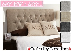 Ariel Upholstered Headboard Collection