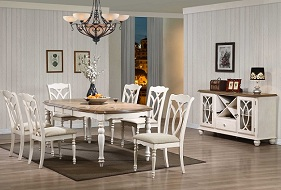 Ashbury 5 or 7-Piece Dining Collection