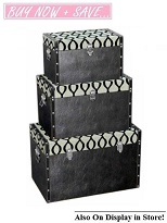 Astro 3-pc Storage Trunk Collection
