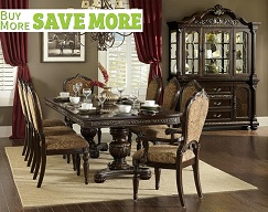 Avondale 5 or 7-Piece Dining Collection