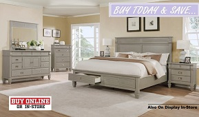 Beaver Creek Bedroom Collection