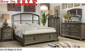 Belize 5 or 6-Piece Bedroom Collection