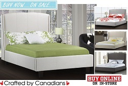 Beverly Upholstered Bed Collection