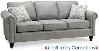 Bloom Fabric Sofa Collection