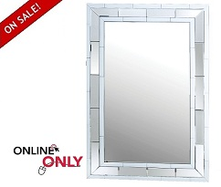 "Borrello 47"" High Wall Mirror Collection"