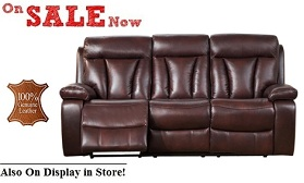 Bracebridge Recliner Leather Collection
