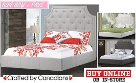 Brittany Upholstered Bed Collection