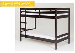 Cally Twin over Twin Bunk Bed Collection