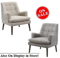 Camden Accent Chair Collection