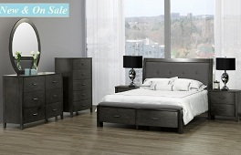Cameron 5 or 6-Piece Bedroom Collection