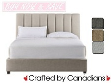 Cameron Upholstered Bed Collection