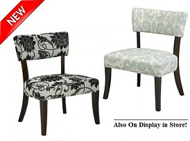 Casey Armless Accent Chair Collection