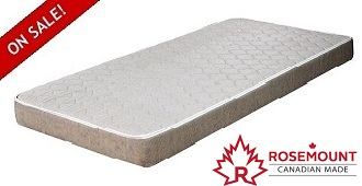 "Cassidy 6"" Foam Tight Top Mattress"