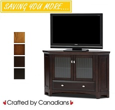 Concordia Corner TV Stand Collection