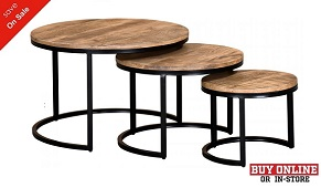 Darsh Coffee Table Collection