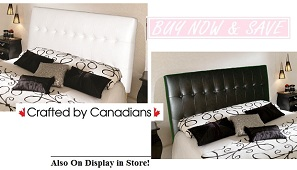 Emerson Tufted Headboard Collection