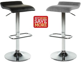Fabia Gas Lift Stool Collection