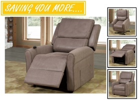 Faye Power Lift Recliner  Collection