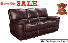 Gerald Recliner Collection Leather Special