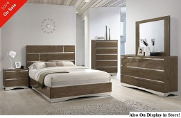 Graylynn Almond 5 or 6-Piece Bedroom