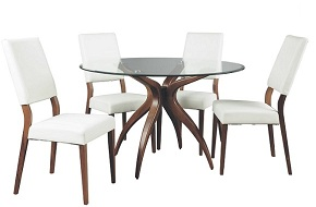Hawthorne 5-Piece Dining Collection