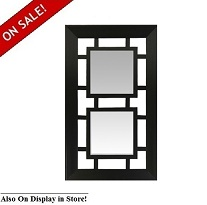 "Impressions 27"" x 41"" Double Wall Mirror"
