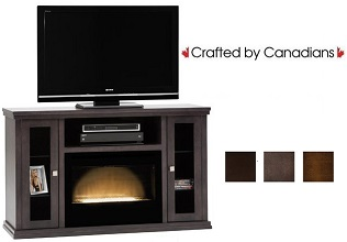 Jackson TV Stand w/ Fire Place Collection