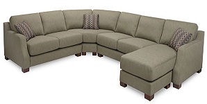 Madrid Fabric Sectional Collection
