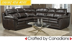 Majestic Sectional Faux Leather Special