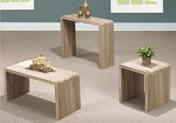 Marlo 3-Pack Occasional Table Collection
