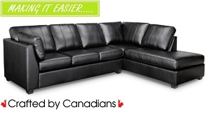 Morocco 2-Pc Sectional Air Leather Special