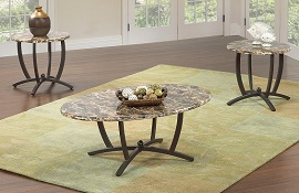Sama 3-Pack Occasional Table Collection