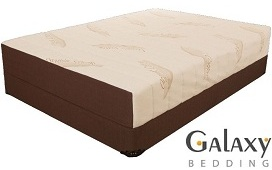"""Edison"" Visco Memory Foam 10"""