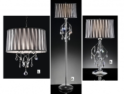 Aspire Crystal Lighting Collection
