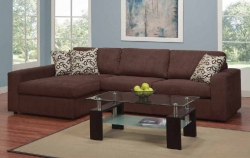 Bailey Fabric Sectional Collection