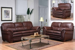 Berkley 100% Leather Seating Collection