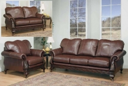 Bradley Leather Collection