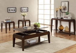 Brooke 3-Pack Occasional Table Collection