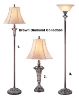 Brown Diamond Lighting Collection