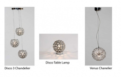 Disco and Venus Lighting Collection
