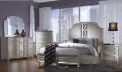 Elite Vogue 5 or 6-Piece Bedroom Collection