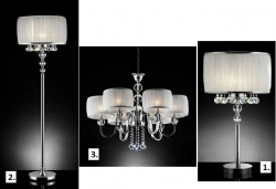 Essence Crystal Lighting Collection