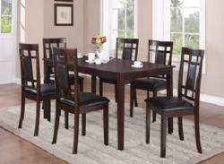 """Gabriella 60""""- 5 or 7-Piece Dining Collection"""