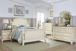 Hampton II 5 or 6-Pc Bedroom Collection