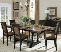 Harrisburg 5 or 7-Piece Dining Collection