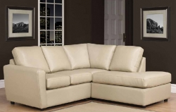 Lancaster Leather Sectional Collection